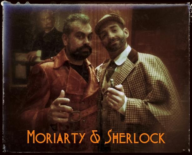 Moriarty & Sherlock
