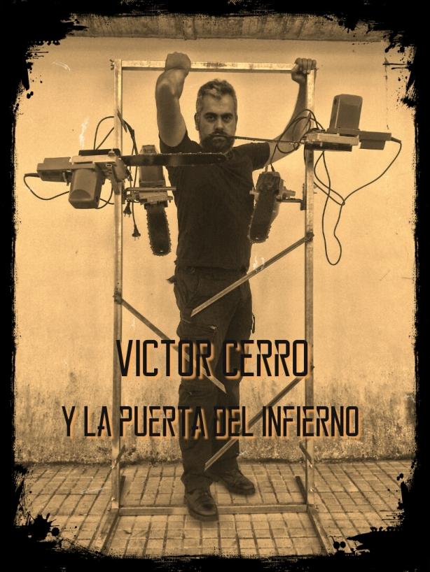 """6400 W. De Terror: Victor Cerro realizará su nuevo desafío mágico """"La puerta del infierno"""" en el festival internacional de magia de la Granja."""