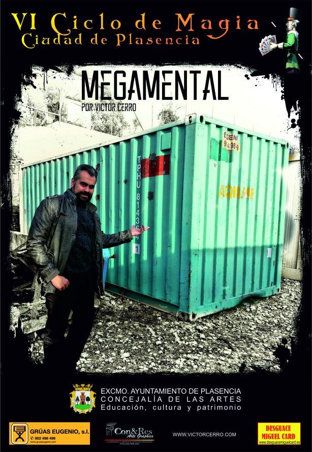 Megamental Victor Cerro