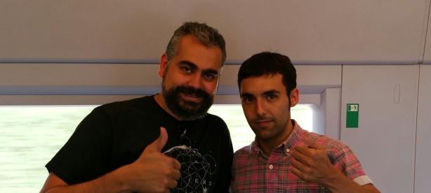 Victor y Antonio Diaz