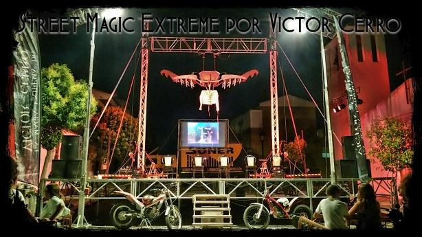 escapismo victor cerro street magic extreme el rey del