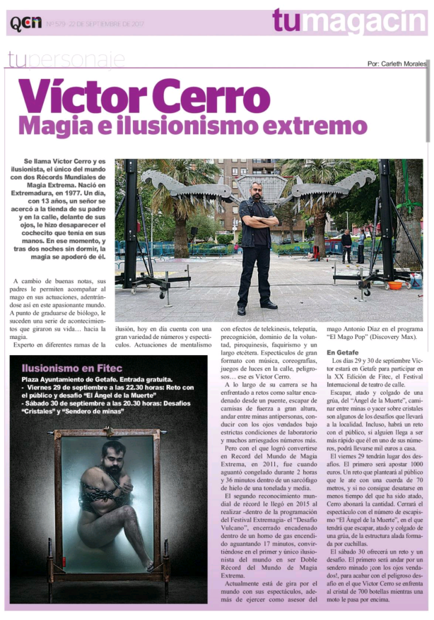 victor cerro qcn