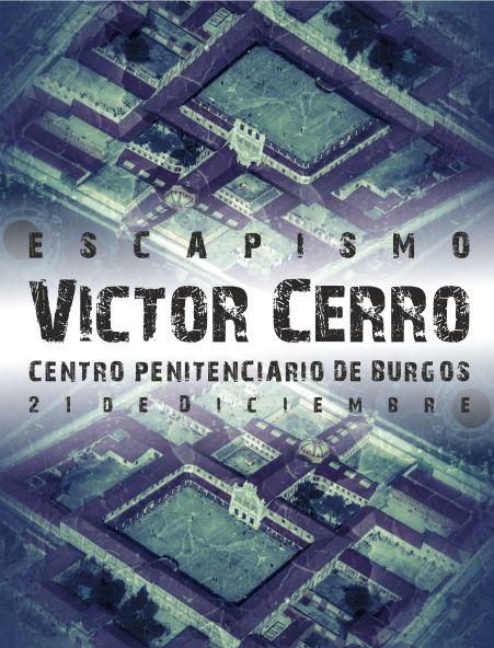 CARCEL DE BURGOS ESCAPISMO 2