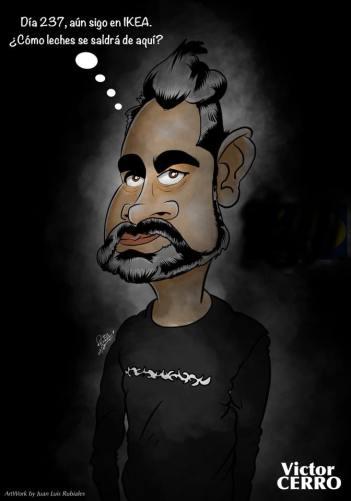 victor cerro caricatura rubiale ikea